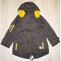 Куртка на мальчика демисезонная Плащик 134,140,152,158,164 см