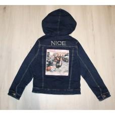 Куртка  на девочку Джинсовка 128,140,146,152 см
