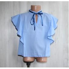 Блузка на девочку Волан 140 см