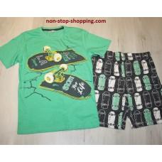Пижама на мальчика Скейтборд 146 см