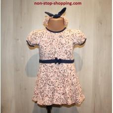 Платье на девочку Звездочки 92 см