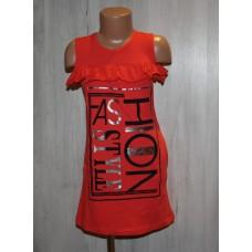 Платье на девочку Фешен 122,128,134,140 см